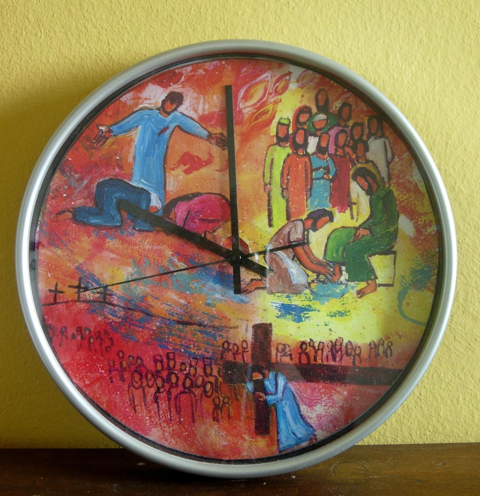Horloge Année Liturgique