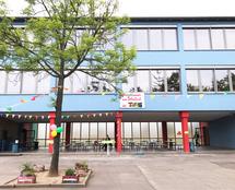 Ansicht Schulhaus