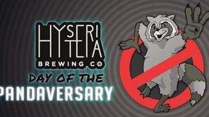 Hysteria's Pandaversary!