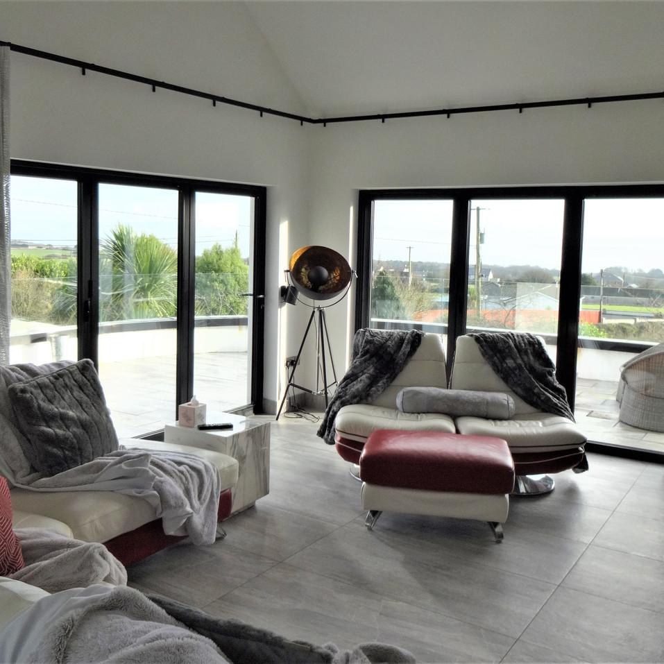 Ardmore house interior