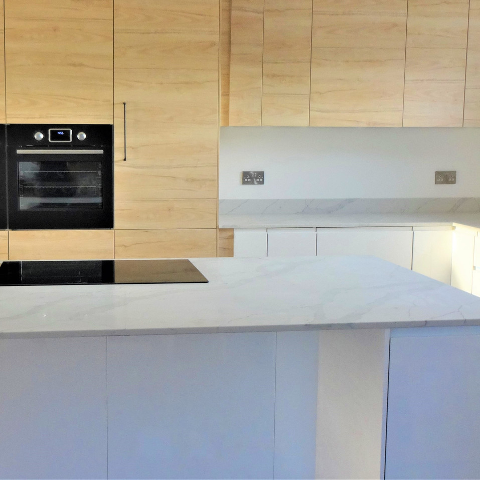 The G House kitchen