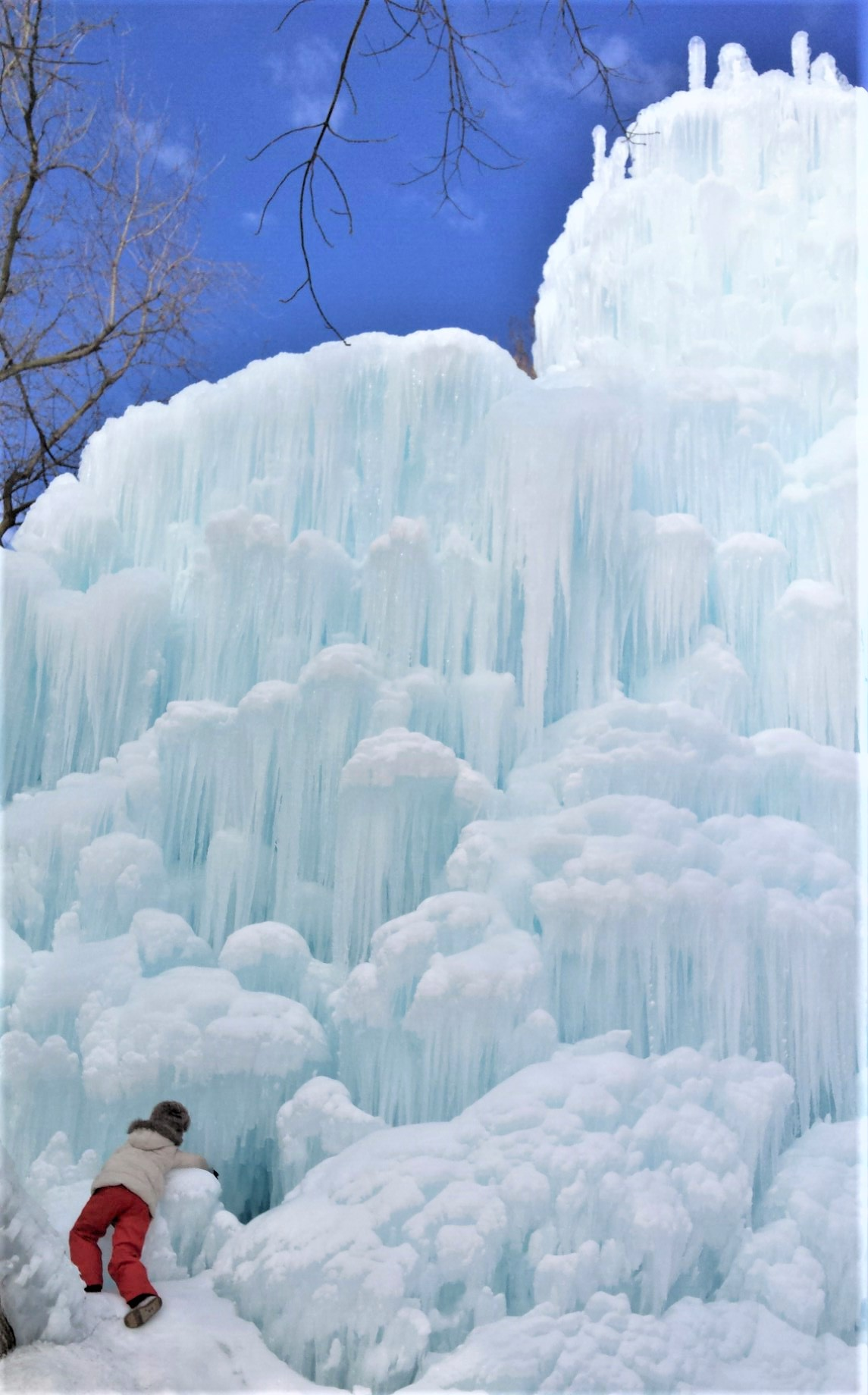 More Ice Castles in Minnesota