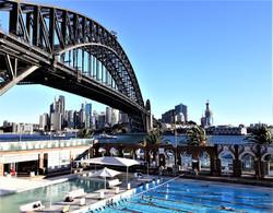 North Sydney Saltwater Olympic Pool
