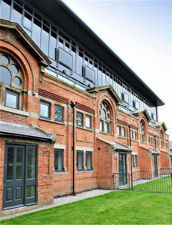 Whalley Range, Manchester - AEW Architects