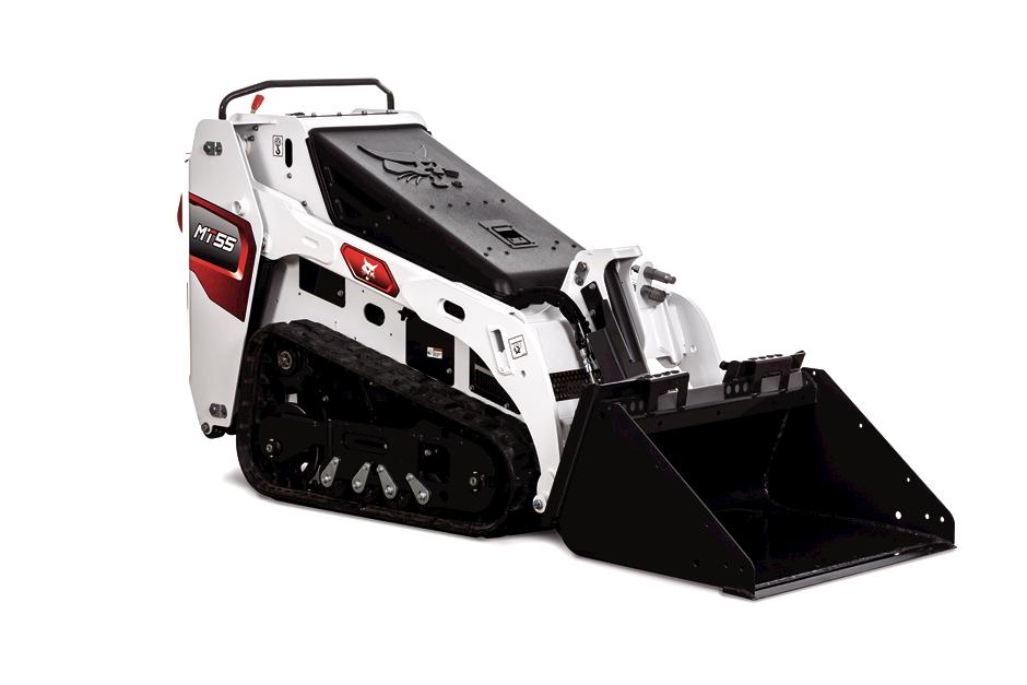 Mini-Loader Tracks Bobcat MT55