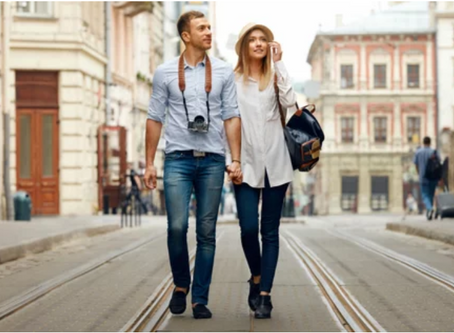 Five Lessons I Learned Traveling in a New Relationship