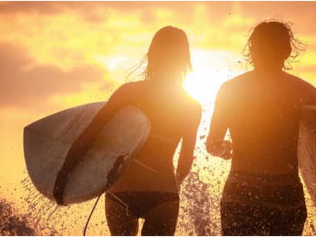 How Learning To Surf Is Like Learning To Date
