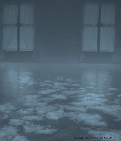 Claire Ducène. Sea of clouds, collage numérique, 2016.jpg