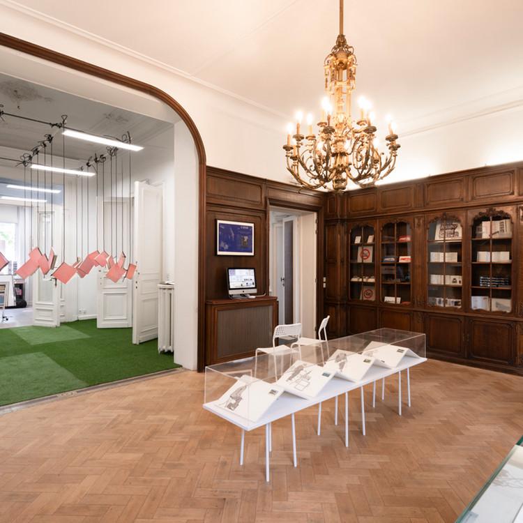 Vue de l'exposition J-C Loubières au Centre Daily-Bul. Ph. Alain Breyer.jpg