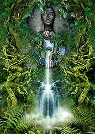 Sacred Healing Well