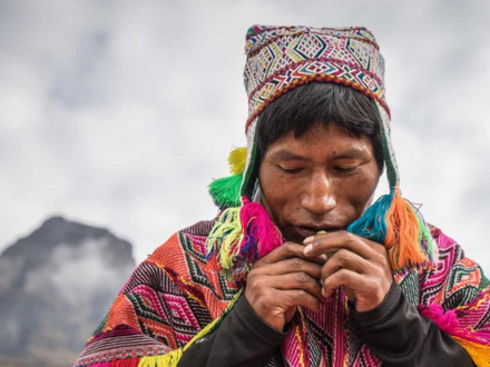 Pivotal pandemic moment: ancient shamans leading the way