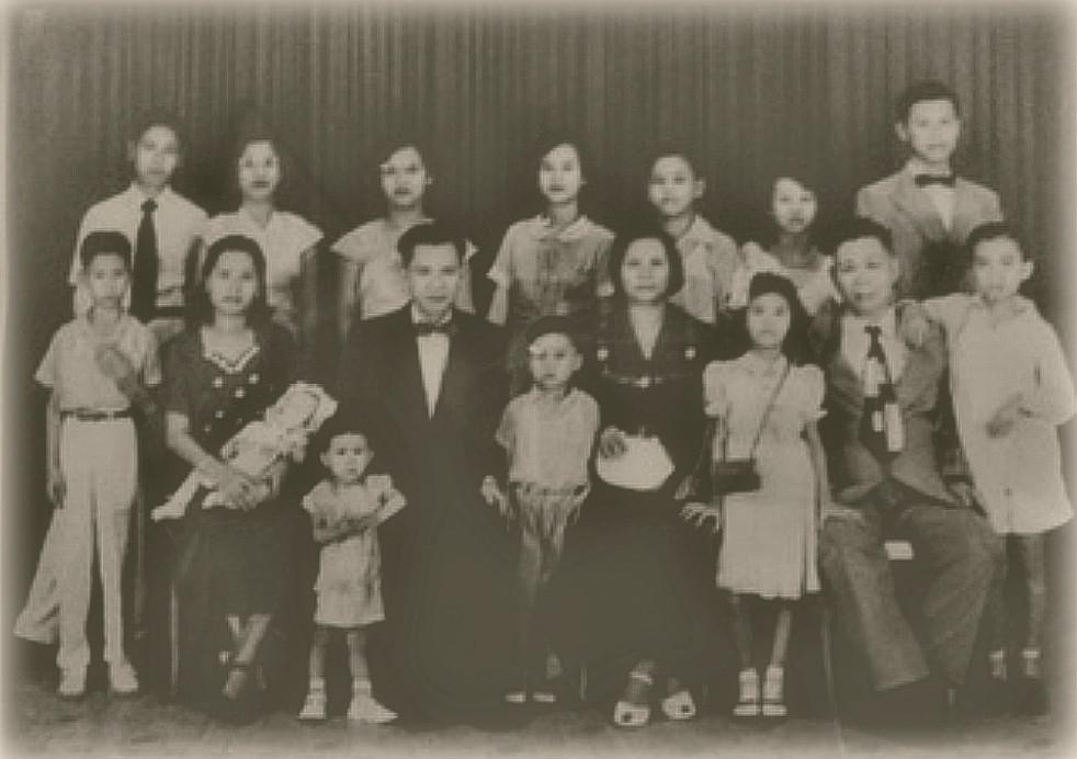 Paternal Ancestors