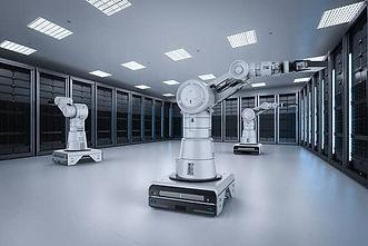 data-center robot Stockage souterrain solution ECCUS SA