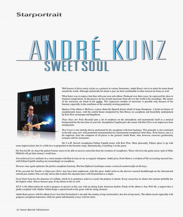 André Kunz - Sweet Soul.jpg