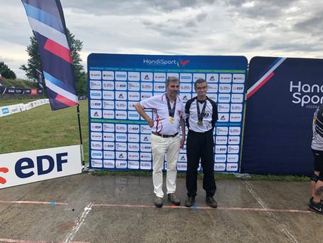 Championnats de France Handisports de Tir à l'arc