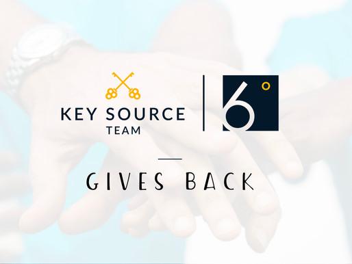 The Key Source Team Announces New Charity Program