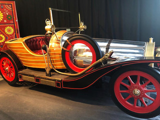 ChittyHire Stage Car