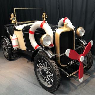 Baron's Car (transformation)