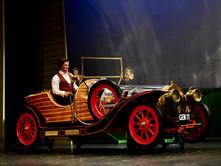 Stage Car in Shrewsbury