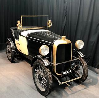 Baron's Car