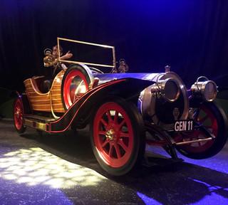 Chitty Stage Car