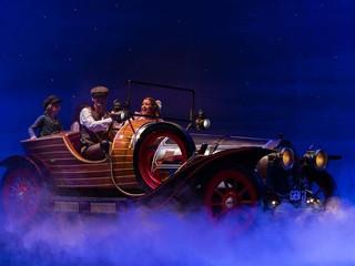 ChittyHire Theatre Car