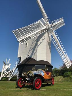 Chitty and Windmill