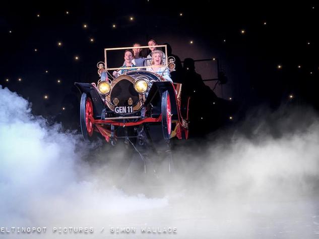 ChittyHire Stage Car St Albans