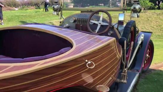 ChittyHire Replica Car