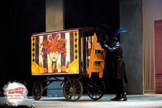 Childcatcher's Cart