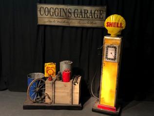 Coggin's Garage Scene