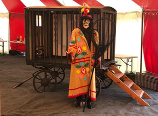 Childcatcher and Cart
