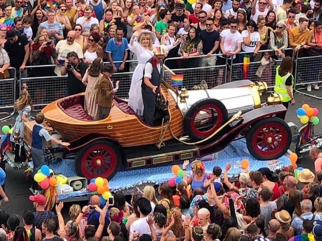Brighton Pride Parade 2019