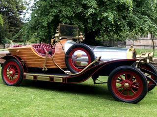 Chitty Replica Car