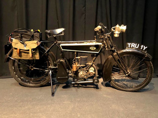 Truly's Motorcycle