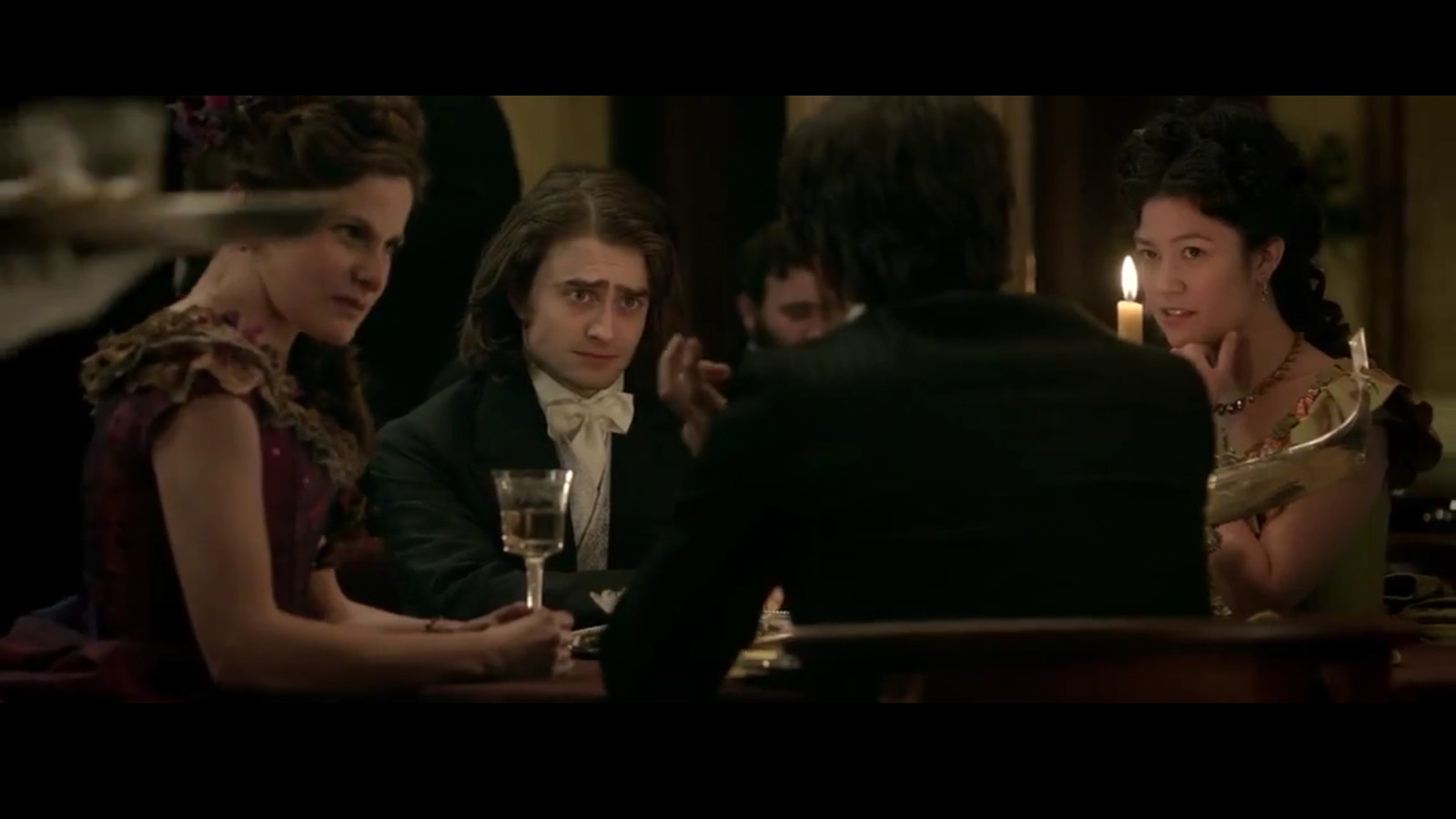 Still from Victor Frankenstein