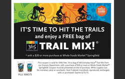 WFM Bike to work coupons