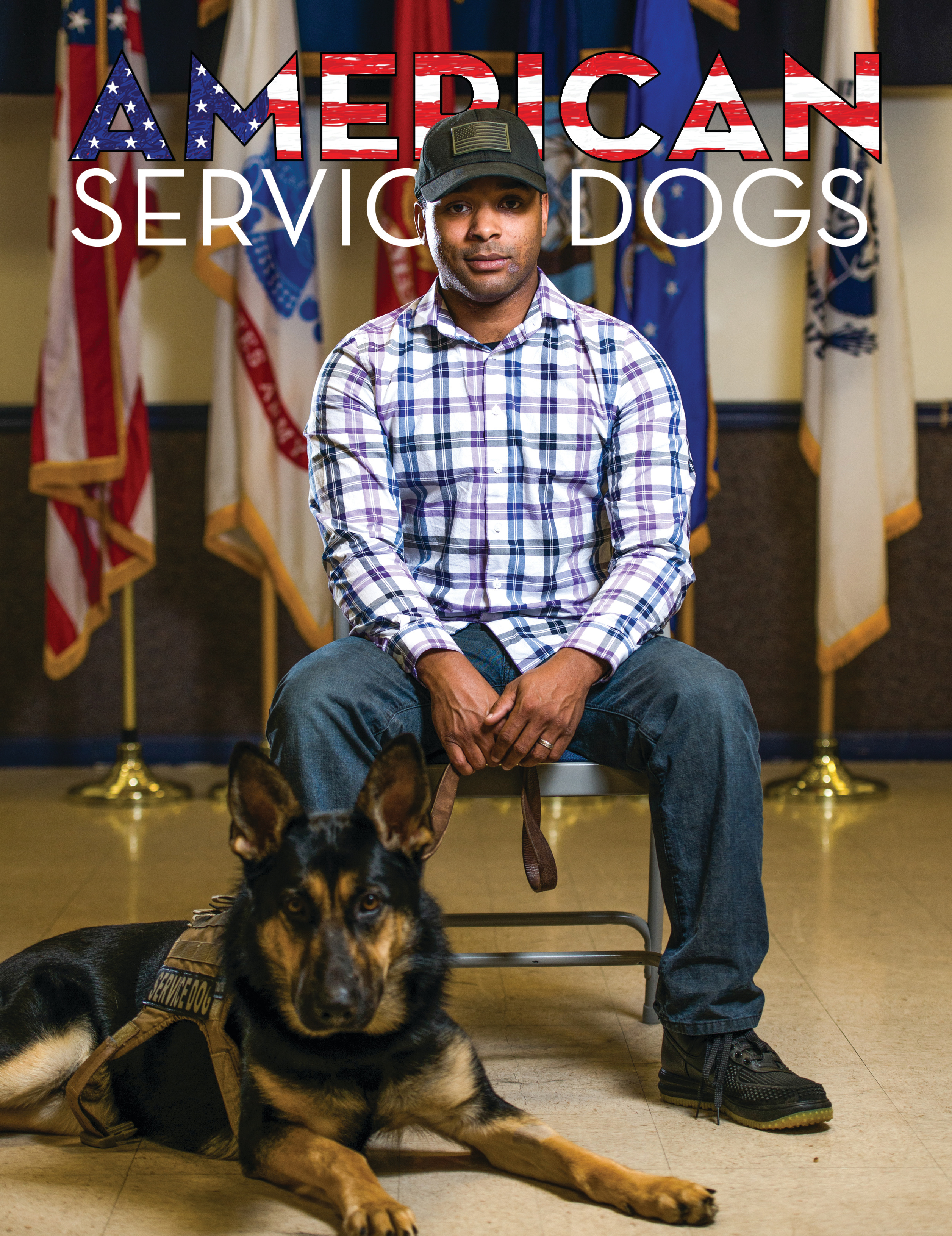 American Service Dogs Cover