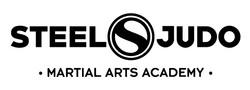 SteelJudo horizontal logo