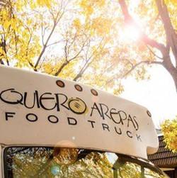View of Quiero Arepas Food Trucks