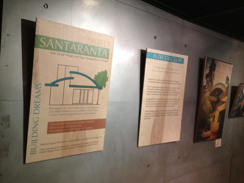 Santaranta Exhibit Design