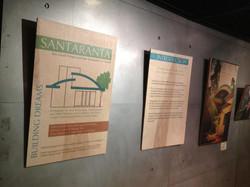 Santaranta Exhibit Design