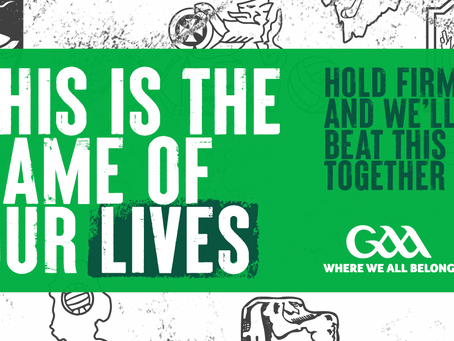 Open Letter: GAA members urged to enjoy All-Ireland Finals safely