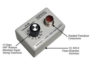 Transducer Simulator iTS-350