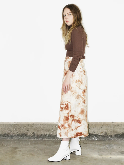 Esqualo / Skirt Tye & Dye