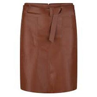 Esqualo / Skirt plisse PU
