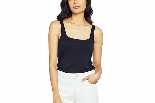 Gentle Fawn / Belize  Square Neck Tank Top
