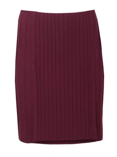 Esqualo / Skirt crepe viscose