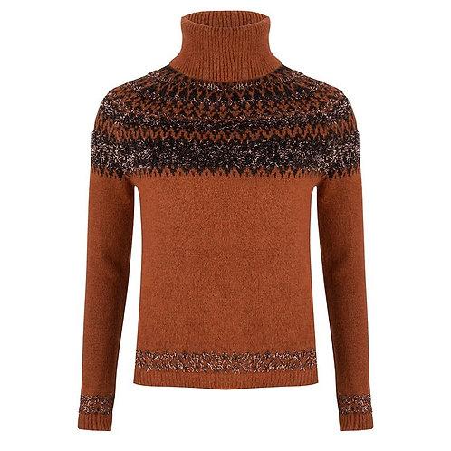 Esqualo / Sweater Jacquard