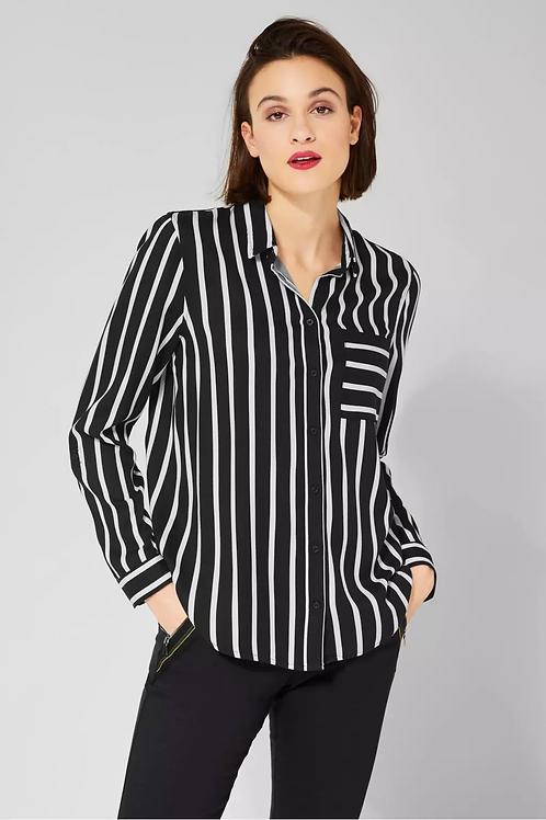 Esqualo / Blouse stripes
